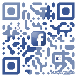 QR code with logo 16On0