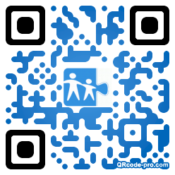 QR code with logo 16QH0