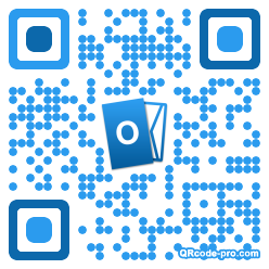 QR code with logo 16Vf0