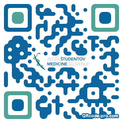 QR code with logo 16Wc0