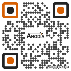 QR code with logo 16cw0