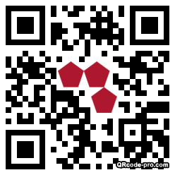 QR code with logo 16hm0