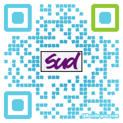 QR code with logo 16nd0