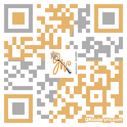 QR code with logo 16sY0