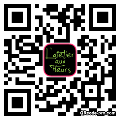 QR code with logo 16sw0