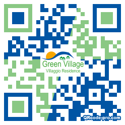 QR code with logo 16uS0
