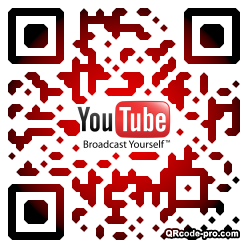 QR code with logo 171A0