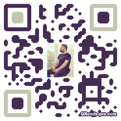 QR code with logo 176I0