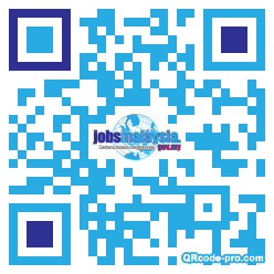 QR code with logo 177r0