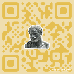 QR code with logo 17AD0