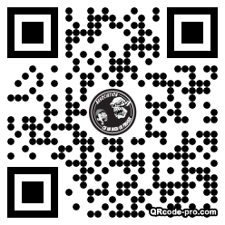 QR code with logo 17AG0