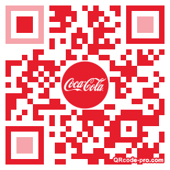 QR code with logo 17Gl0