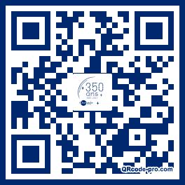 QR code with logo 17Hf0