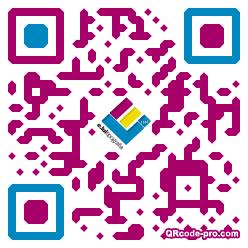 QR code with logo 17NG0