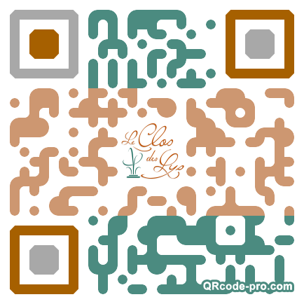 QR code with logo 17QT0