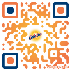QR code with logo 17Sc0