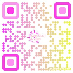 QR Code Design 17T10