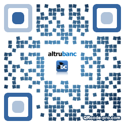 QR code with logo 17WW0