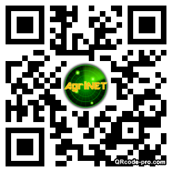 QR code with logo 17bY0