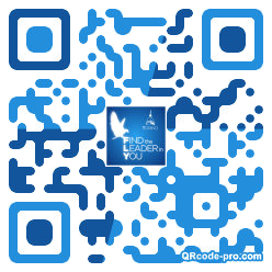 QR code with logo 17n80