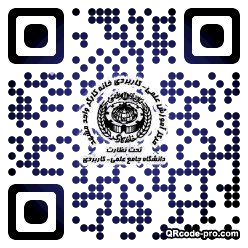 QR code with logo 17pH0