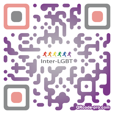 QR code with logo 17pj0