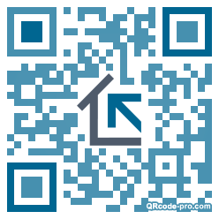 QR code with logo 17ta0