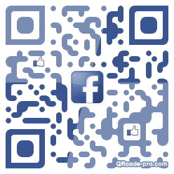 QR code with logo 17xF0