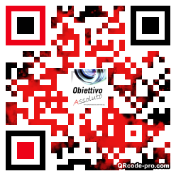 QR code with logo 17zK0
