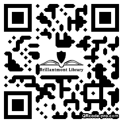 QR code with logo 184S0