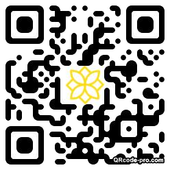 QR code with logo 18Ao0