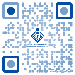 QR code with logo 18C60
