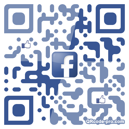 QR code with logo 18MO0