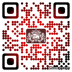 QR code with logo 18WI0