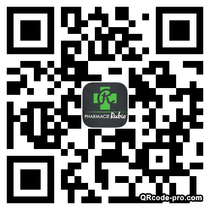 QR code with logo 18XV0