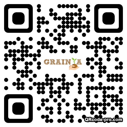 QR code with logo 18bY0