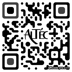 QR code with logo 18be0