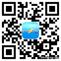 QR code with logo 18cl0