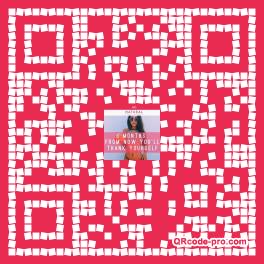 QR Code Design 18dg0