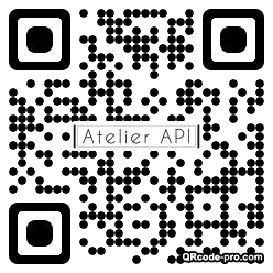 QR code with logo 18hG0
