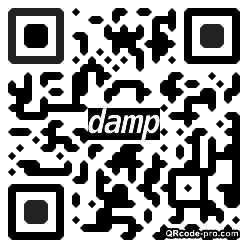 QR code with logo 18s80