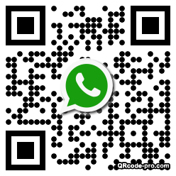 QR code with logo 195z0