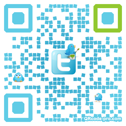 QR code with logo 196D0