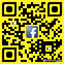 QR code with logo 197p0