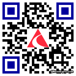 QR code with logo 198L0