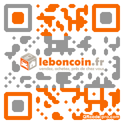 QR code with logo 19A90