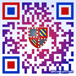 QR code with logo 19BS0