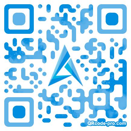 QR code with logo 19Ew0