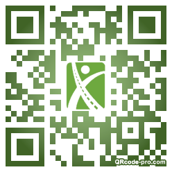 QR code with logo 19JD0