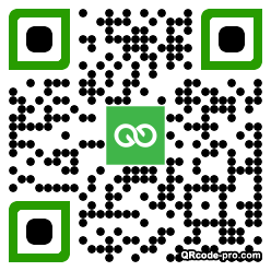QR code with logo 19Ry0